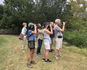 Birding at SABG. PLP